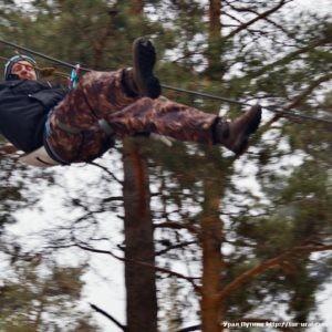 Двухдневный веревочный курс на Чашковском хребте