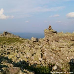 Поход на гору Б. Шелом Хребет Зигальга