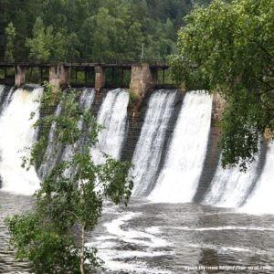 Экскурсия на ГЭС Пороги и Большие Айские Притёсы