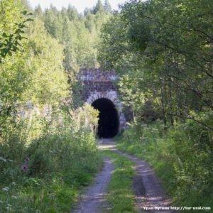 Экскурсия в Дидинский тоннель (Свердловская обл.)