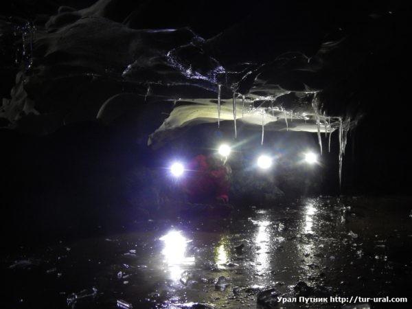 Экстрим-спуск в пещеру Шемахинская-2