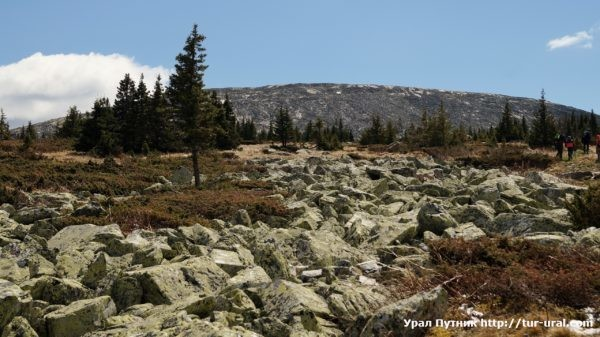 Гора Иремель и Ларкино ущелье