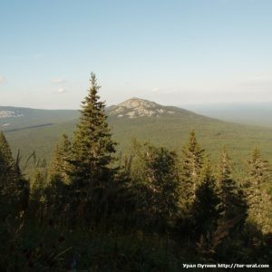 Хребет Аваляк, гора Абараш-Баш (Голова Пророка)