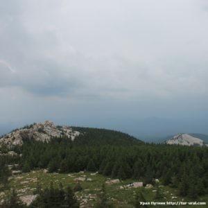 Магнитские разломы и хребет Зюраткуль