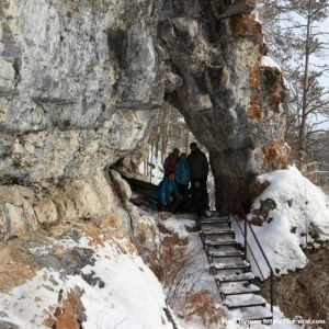 Однодневный тур в Серпиевский пещерный град
