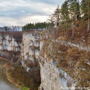 Пещера Палласа и Большие Айские Притёсы