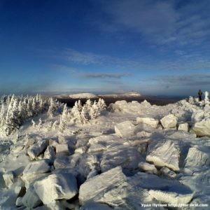 Путешествие на г. Уван и Ледяной фонтан Сосулька