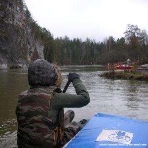 Сплав по реке Серга 3 дня