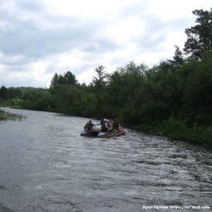 Сплав по верховьям реки Юрюзань 2 дня