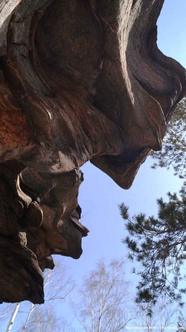 Сугомак гора и пещерам