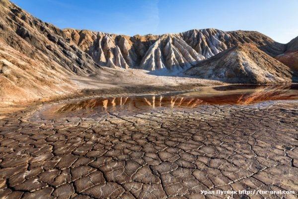 Уральский Марс и Бали 2